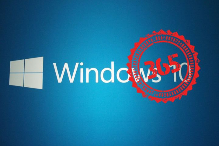 Microsoft has registered a trademark new Windows 365