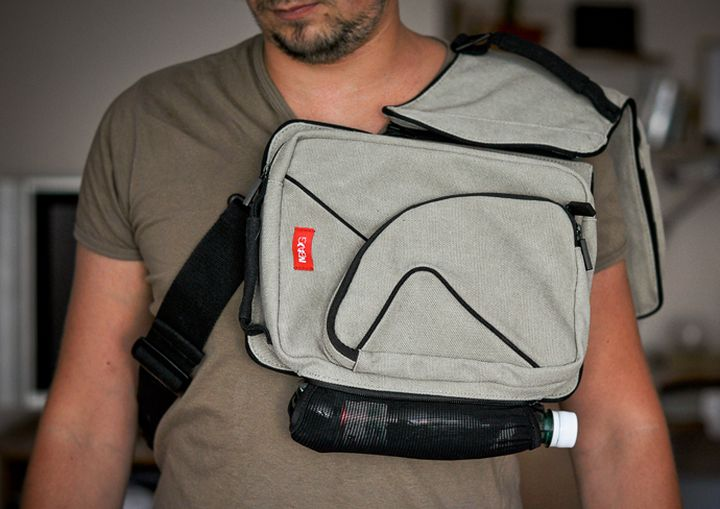 MIXBAG - new cool bag for tough guys