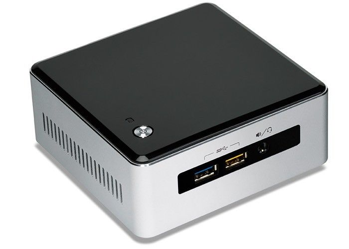New and modern Intel NUC gets Core i7 processor and graphics Iris 6100