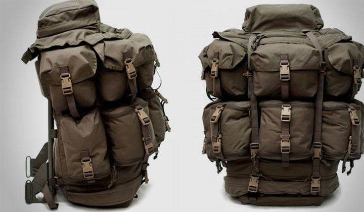 New and modern Raid Backpack Platatac Mac Alice Pack