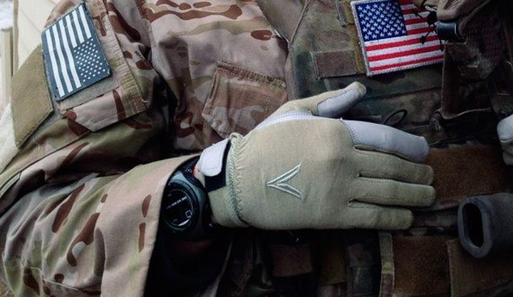 New and modern shooting gloves Velocity Systems trigger gloves