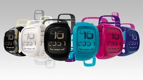 "Modern ""Smart"" watch from Swatch will present in April"