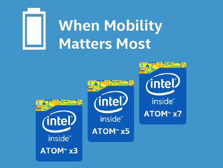 The next new generation of Intel Atom chips waiting for rebranding