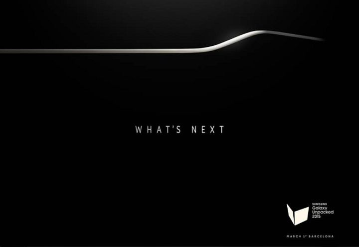 Officially present: Samsung Galaxy S6 show March 1