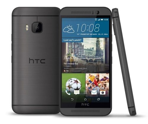 The new photos, price: HTC One M9 flagship fully declassified