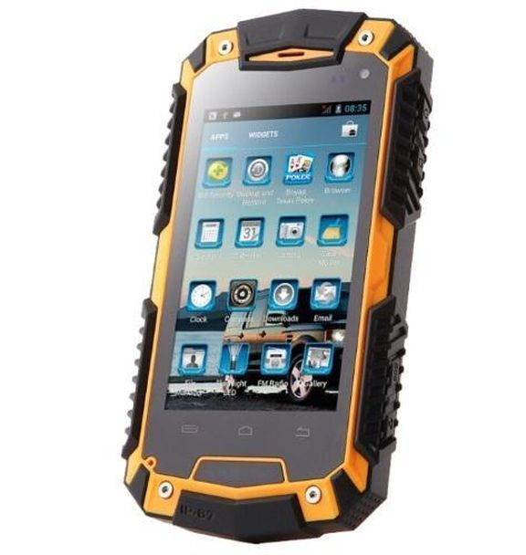 Protected new smartphone with walkie-talkies and a powerful battery Tengda 02