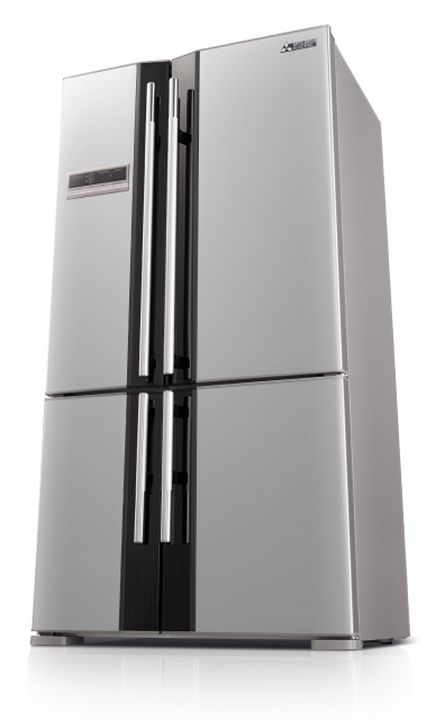 Refrigerators Mitsubishi Electric review