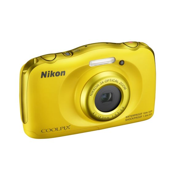 Reliable and inexpensive camera Nikon Coolpix S33