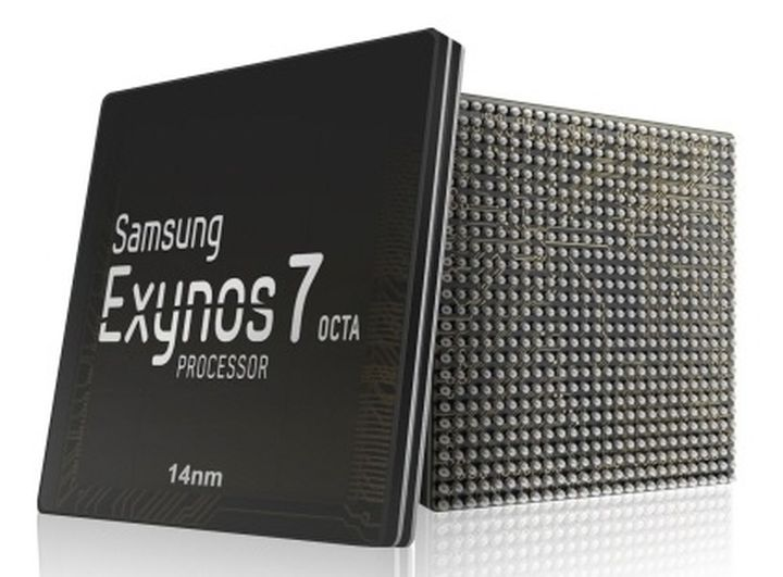 Samsung introduced the new small processor for smartphones