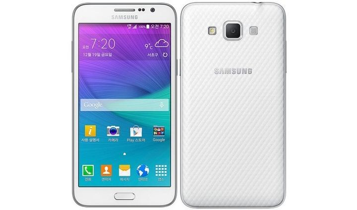 "Samsung released a ""teaser"" new Galaxy Grand 3"