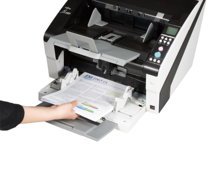 New scanner Fujitsu fi-6400 makes it cost-effective