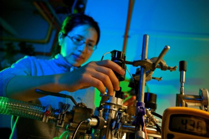 Scientists have modern created a prototype quantum hard disk drive