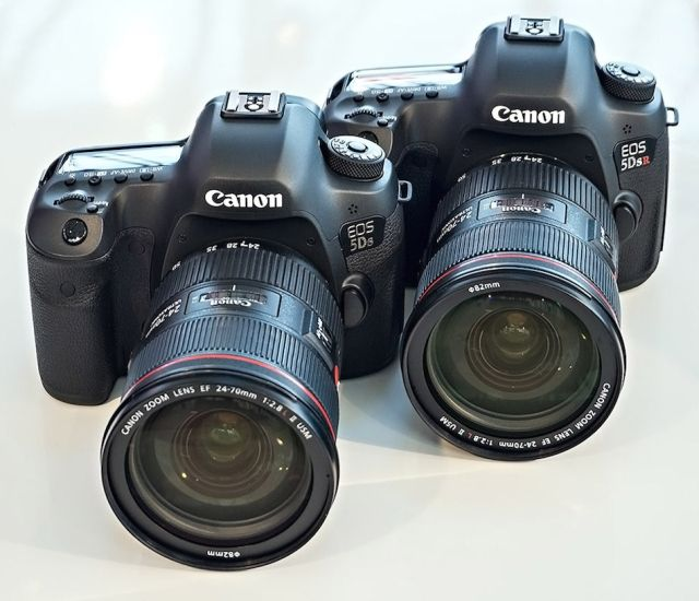 First Look at SLR Canon EOS 750D / 760D and Canon EOS 5DS / 5DS R