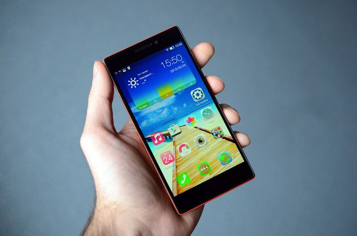 Smartphone Lenovo Vibe X2 review
