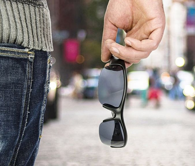 SoundGlasses - new glasses with the function of Bluetooth-headset