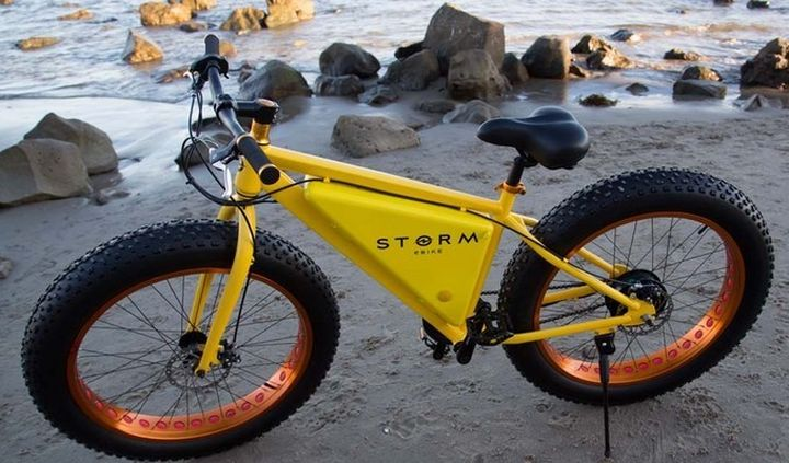 New Storm eBike - electric bike for 499 USD