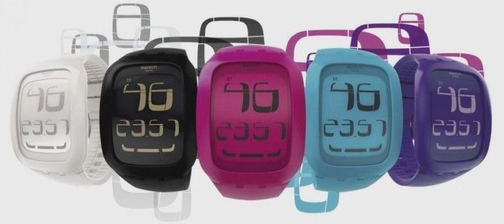 Swatch watches are smart release this spring