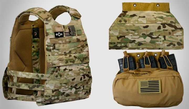Tactical Assault Gear introduced new and modern Platformer Vests