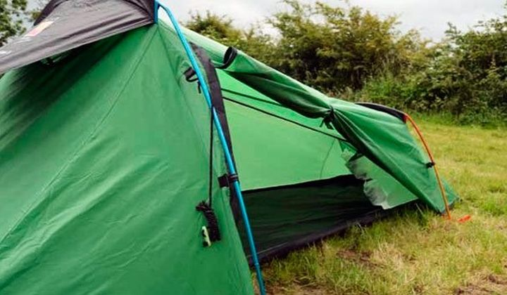 Terra Nova has released new single series of tents 2015 Coshee