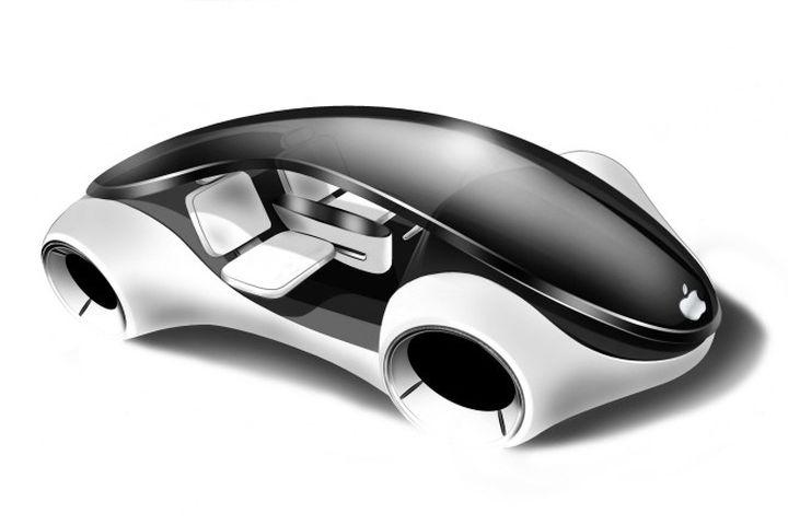 Titan - the secret of Apple's new electric car