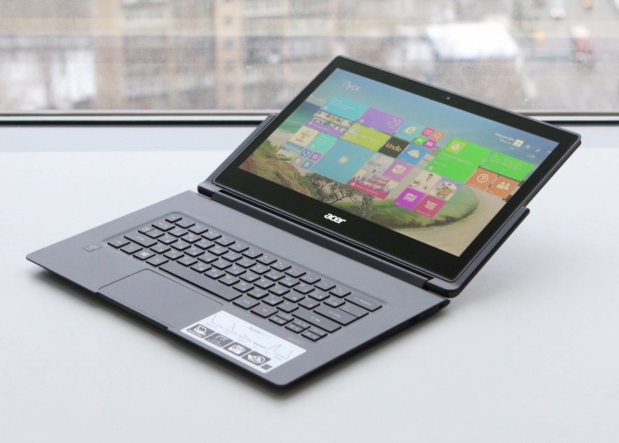 New transformer Acer Aspire R13 review