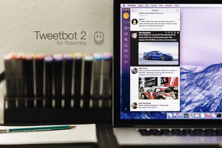 New Tweetbot 2 for Mac will soon receive a redesign in the style of Yosemite