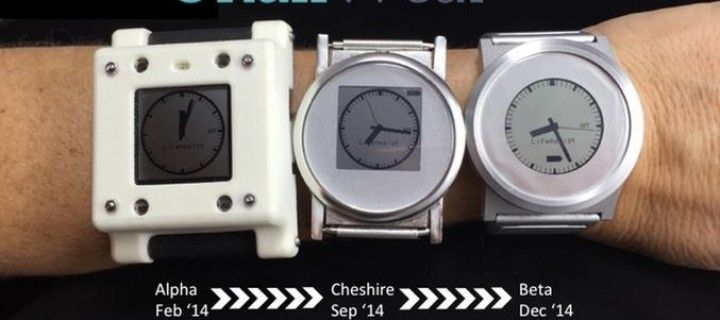 New UnaliWear Kanega Watch designed for the elderly