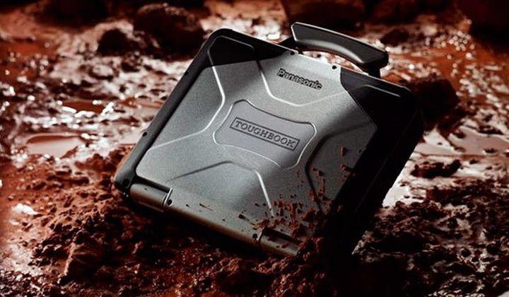 Update new heavy-duty Panasonic Toughbook 31 Laptop