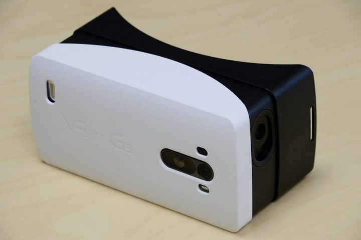 New Virtual Reality for LG G3