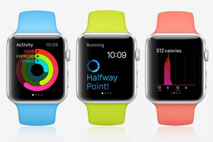 Why Apple Watch does not make us more active