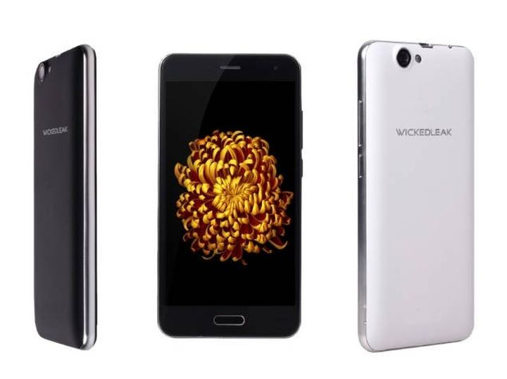 Wickedleak Wammy Titan 4 - smartphone new generation