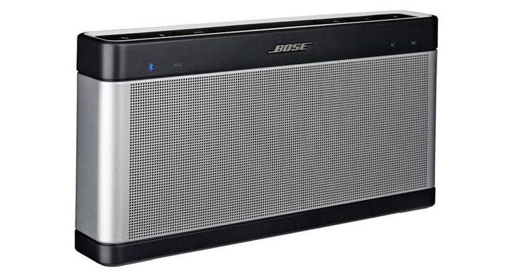 Wireless speaker Bose SoundLink III: Powerful bass review