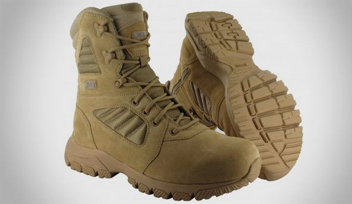 Magnum Boots shoes presents new Lynx 8 and Spartan ATB