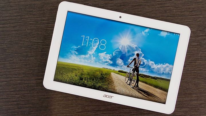 Acer Iconia Tab 10 - inexpensive tablet with WUXGA-screen