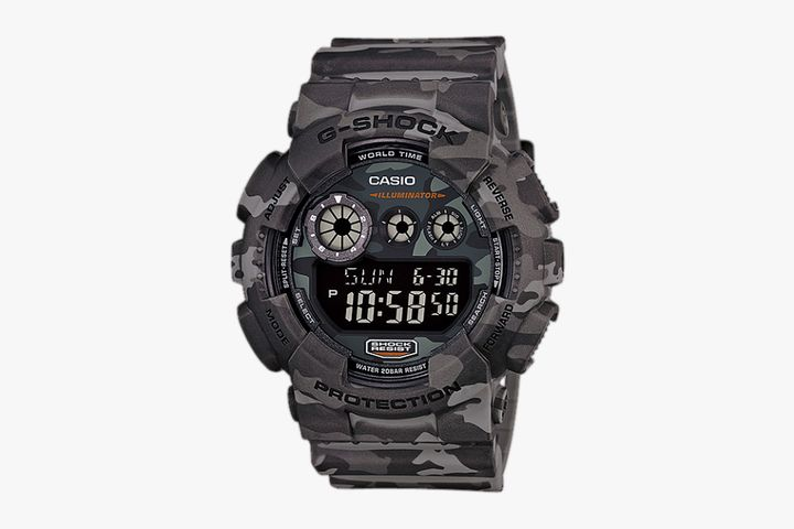 New anti-shock watches G-Shock Men In Camo
