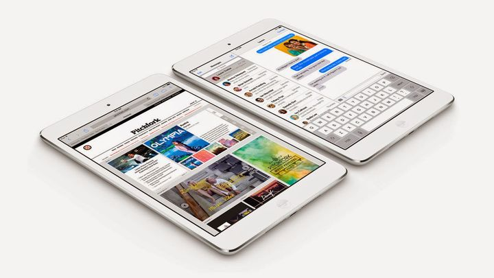 Apple delayed the release of a new giant iPad