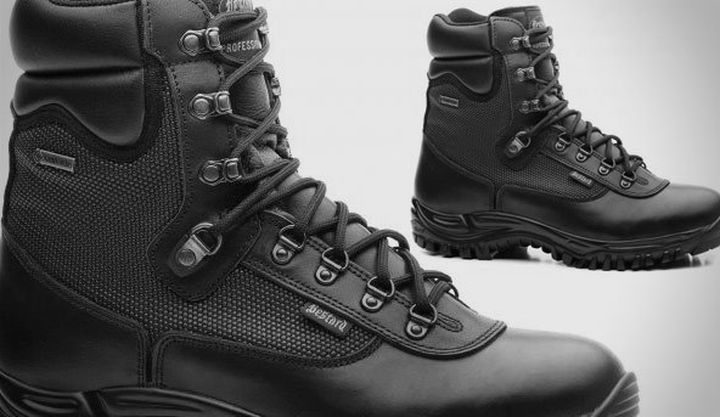 Armada and Asalto - new and modern models of military tactical boots from Bestard