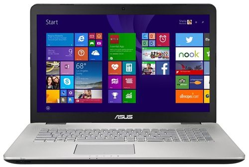 ASUS N751JK review