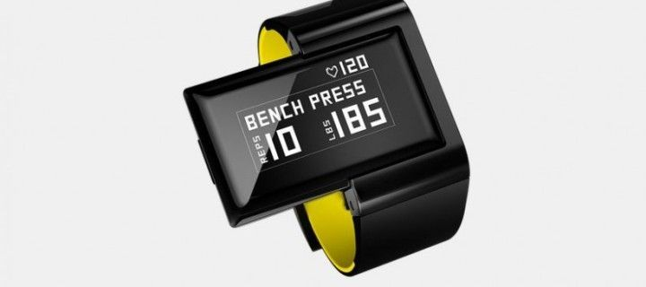 Atlas Wristband recognizes the look of your activity