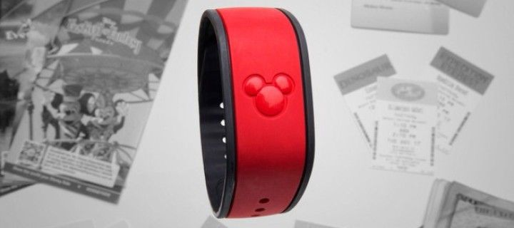 Bracelet Disney MagicBand would better know the world of Disney