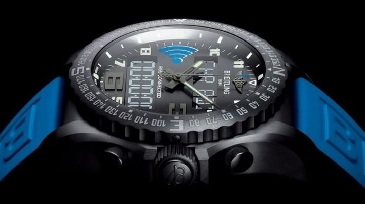 Breitling B55 Connected: new smart watches with mechanics