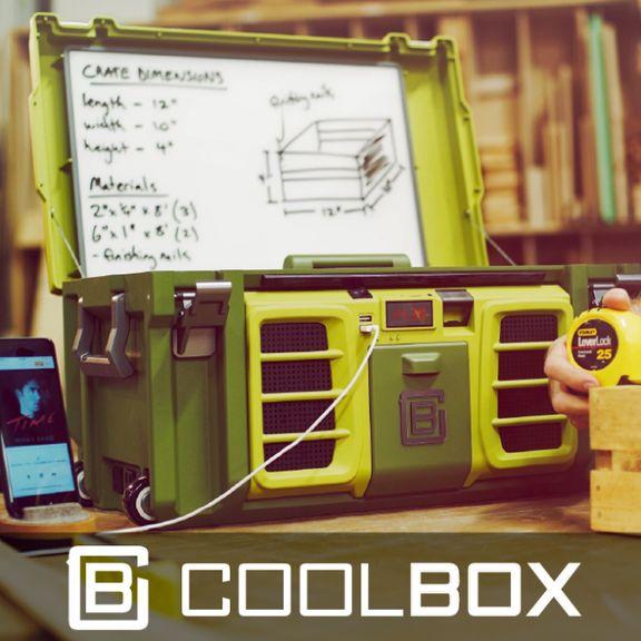 Coolbox: smart tool box