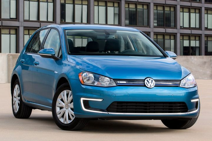 e-Golf Limited Edition: new electric car from Volkswagen