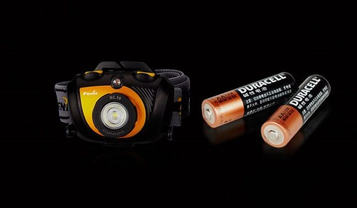 Fenix presented updated version new headlamp Fenix HL30