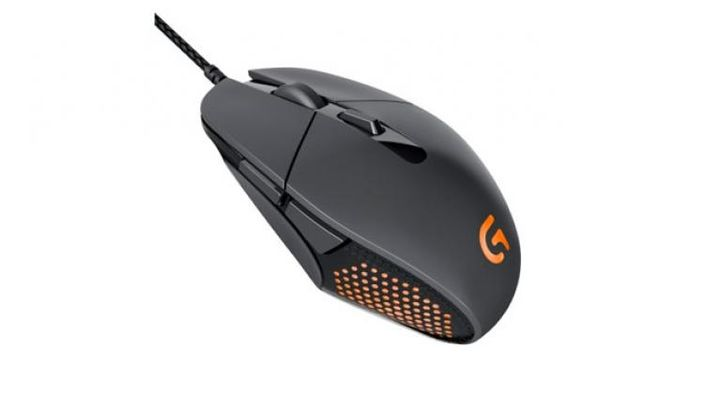 Gaming Mouse Logitech G303 Daedalus Apex review