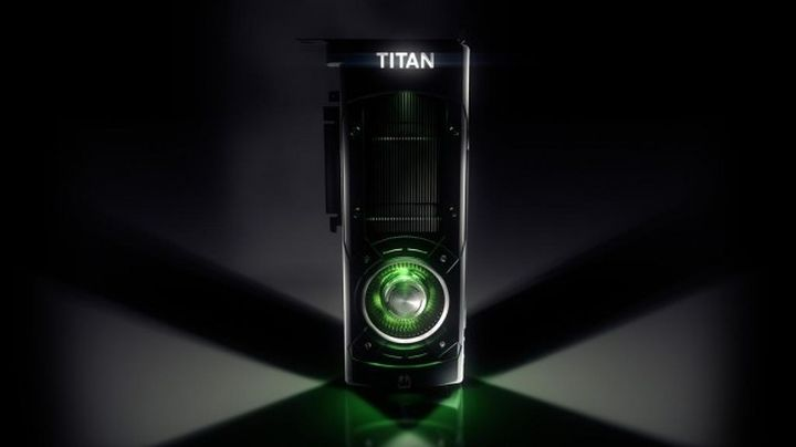 "GeForce GTX Titan X: a new and modern ""graphic King"" Nvidia"