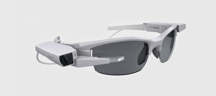 How good is the removable display new Sony SmartEyeglass?