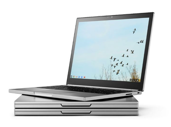 "Google announced Chromebook Pixel ""killer"" Macbook with double the number of ports"