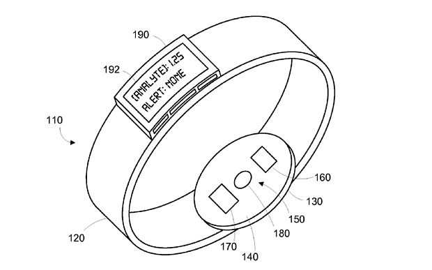 Google received a patent for a device that treats cancer