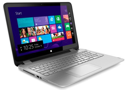 HP ENVY 15 X360 review - unfulfilled promises